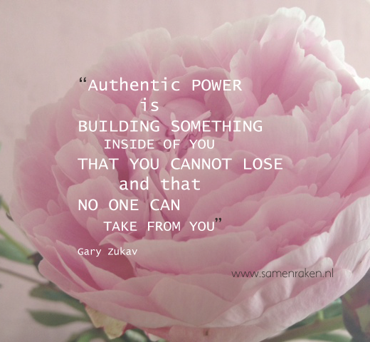 Authentic Power