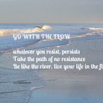 Snippertje Inspiratie: Go with the Flow